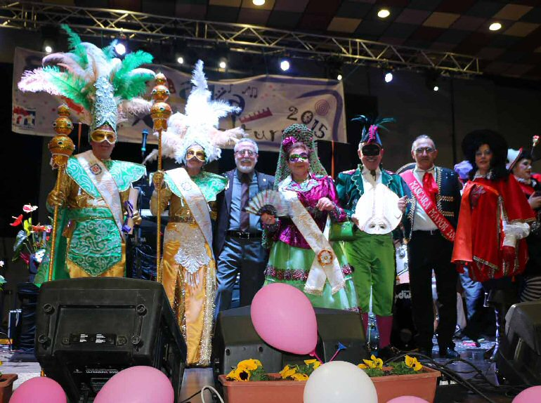 Miguelturra Proclamadas las Máscaras Mayores del Carnaval 2015