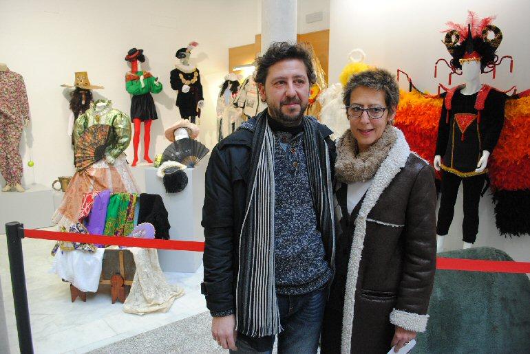 """Valdepeñas La exposición """"Carnaval en la memoria"""" arranca estas fiestas en 'La Confianza'"""