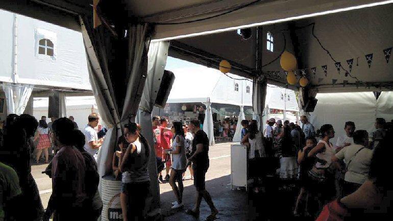 Almagro Feria y Fiestas Almagro'2015 programa para hoy lunes, 24 de Agosto