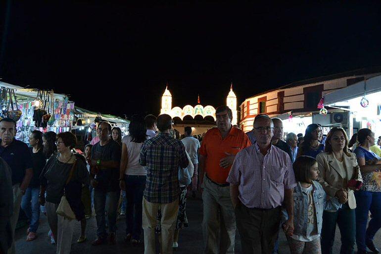 Almagro Feria y Fiestas Almagro'2015 programa para hoy martes, 25 de Agosto