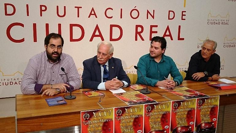 Ciudad Real La XXXI Edición del Rally de Alarcos discurrirá del 3 al 6 de septiembre