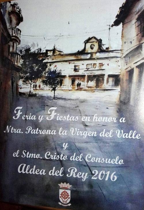 Aldea del Rey se prepara para vivir sus fiestas patronales en honor a la Virgen del Valle y el Cristro del Consuelo