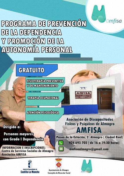 almagro-amfisa-y-la-concejalia-de-bienestar-social-ponen-en-marcha-el-programa-de-prevencion-de-la-dependencia-y-promocion-de-la-autonomia-personal