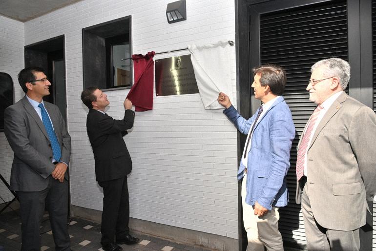 Almagro Page ha inaugurado la Escuela Infantil La Comedia