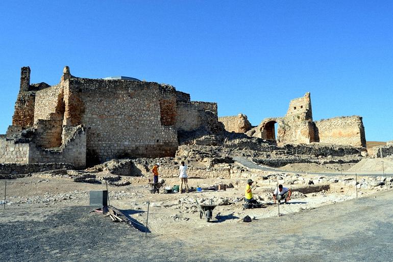 Carrión de Calatrava Nuevas excavaciones en la antigua ciudad islámica de Calatrava La Vieja
