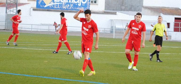 El Almagro CF consigue solamente un empate frente al Albacete B que saben a poco