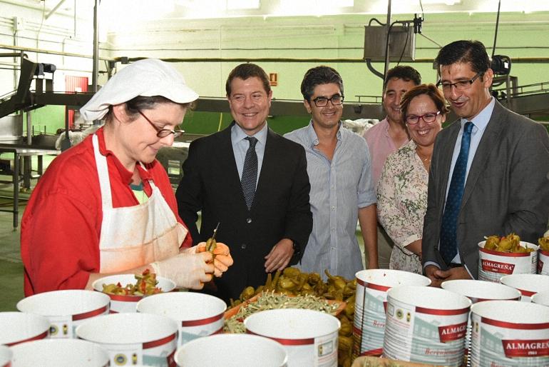 La Junta de Comunidades protegerá la Berenjena de Almagro dentro del programa de Desarrollo Rural
