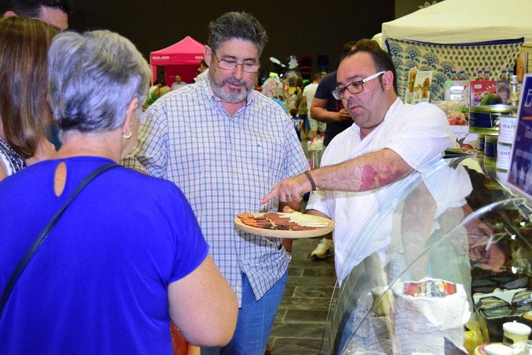 Miguelturra Un fin de semana con la VIII Feria del Pequeño Comercio