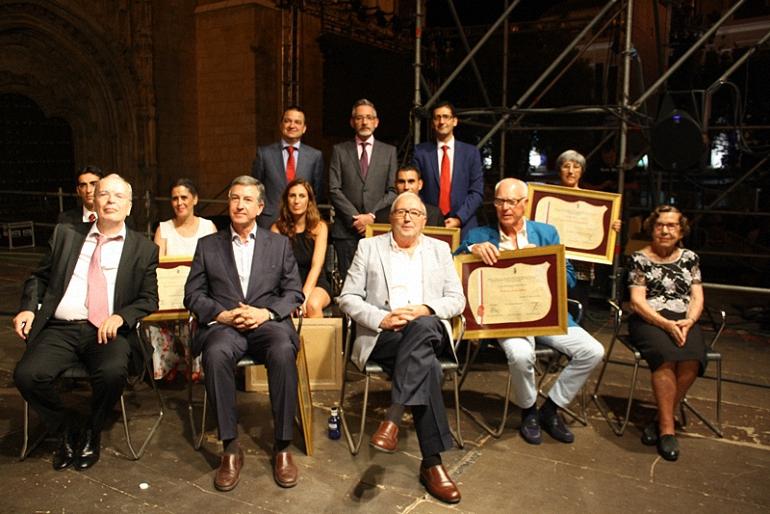 Valdepeñas entregó sus Honores y Distinciones 2016