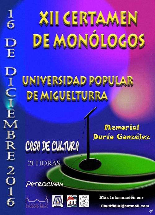 miguelturra-abierta-la-convocatoria-para-el-xii-certamen-de-monologos-de-la-universidad-popular-de-miguelturra