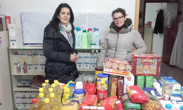 aldea-del-rey-los-alumnos-del-colegio-maestro-navas-recogen-mas-120-kilos-de-alimentos-no-perecederos-para-las-familias-mas-necesitadas