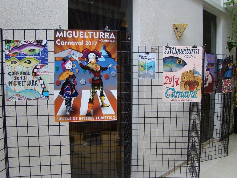 miguelturra-mas-de-30-trabajos-se-han-presentado-al-concurso-del-cartel-del-carnaval-2017