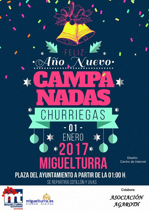 miguelturra-celebra-las-tradicionales-campanadas-churriegas-este-domingo-a-la-1-de-la-madrugada