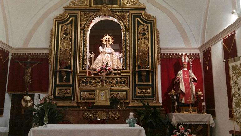 Almagro disfrutó de la festividad del Santo y de la Paz con sol y mejor ambiente