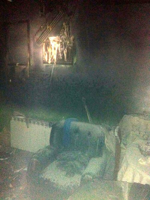 Bolaños Fallece una anciana de 94 años de edad en el incendio de su casa cuyo origen puede ser un brasero