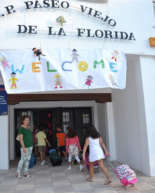 Almagro El Colegio Paseo Viejo de la Florida obtiene la mención honorífica a la Mejor Gestión Directiva de la región