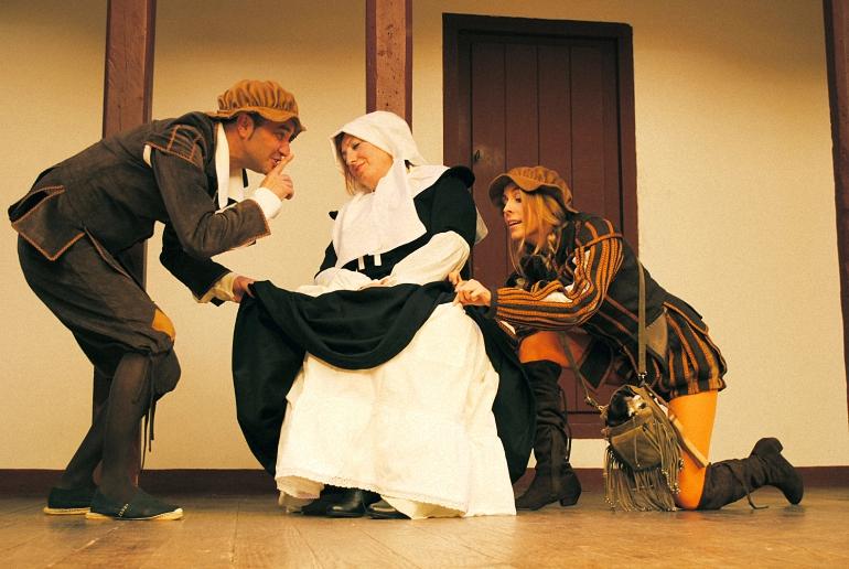 Almagro La Concejalía de Turísmo amplía las visitas teatralizadas del Corral de Comedias también a miércoles y jueves