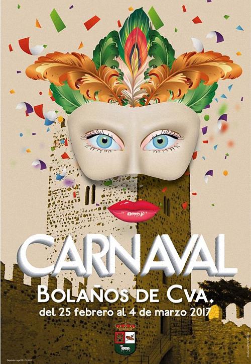 Bolaños Todo listo para el Carnaval 2017 donde el Desfile de Carrozas y Comparsas repartirá diez miel euros en premios
