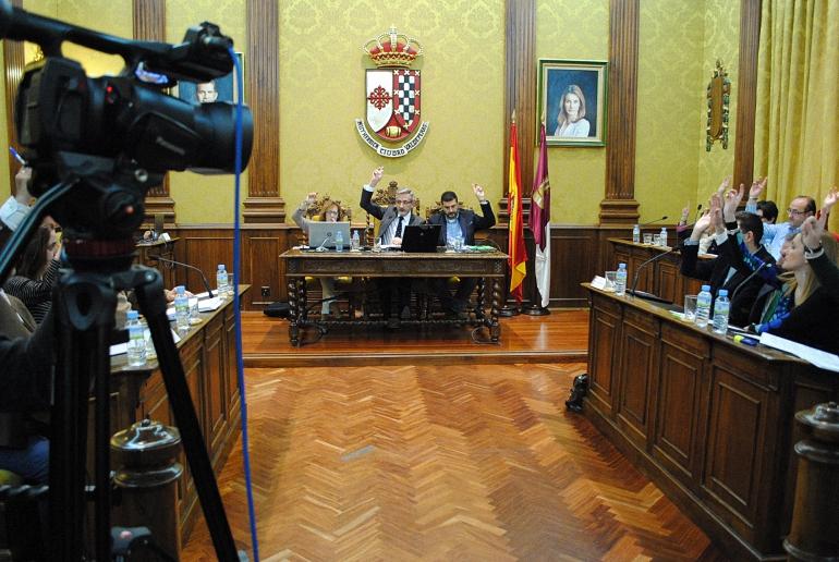 Pleno Ayuntamiento Valdepeñas