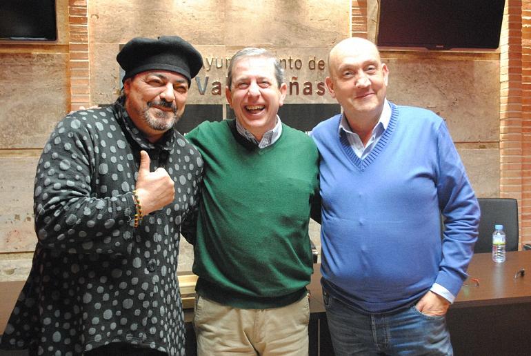 Valdepeñas Canales presenta este viernes Trianero en el Auditorio Municipal