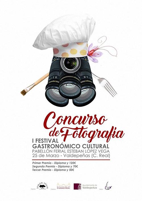 Valdepeñas Maratón Fotográfico I Festival Gastronómico y Cultural Jamón Spain