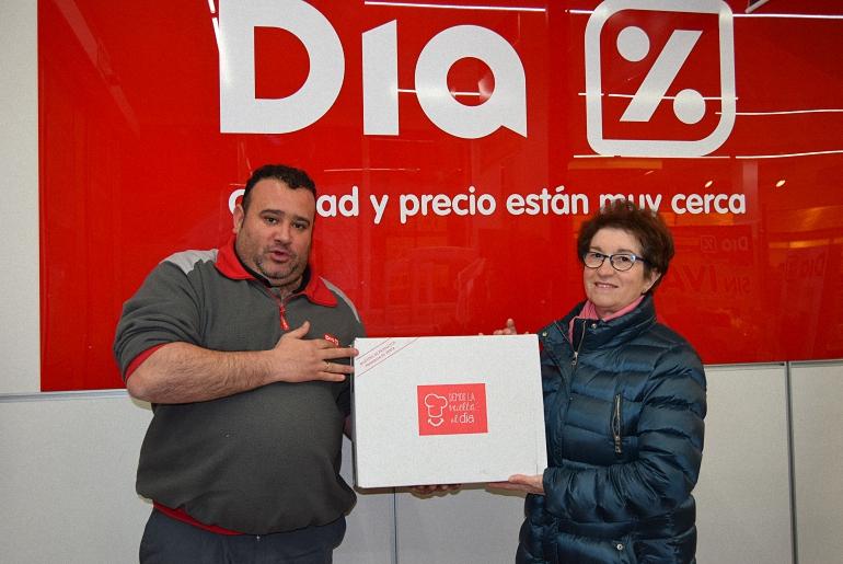 Almagro Comprar en DIA también tiene premio!