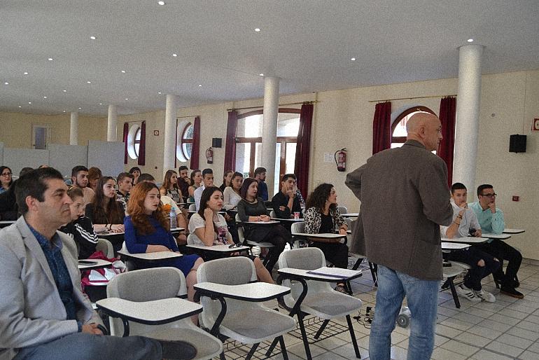"Almagro fue sede del curso europeo Empu-G, prevención selectiva. Un programa de oportunidades"""