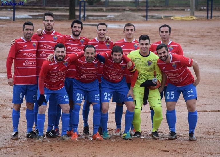 El Pozuelo CF se lleva los tres puntos frente al Castillo de Calatrava de Aldea del Rey
