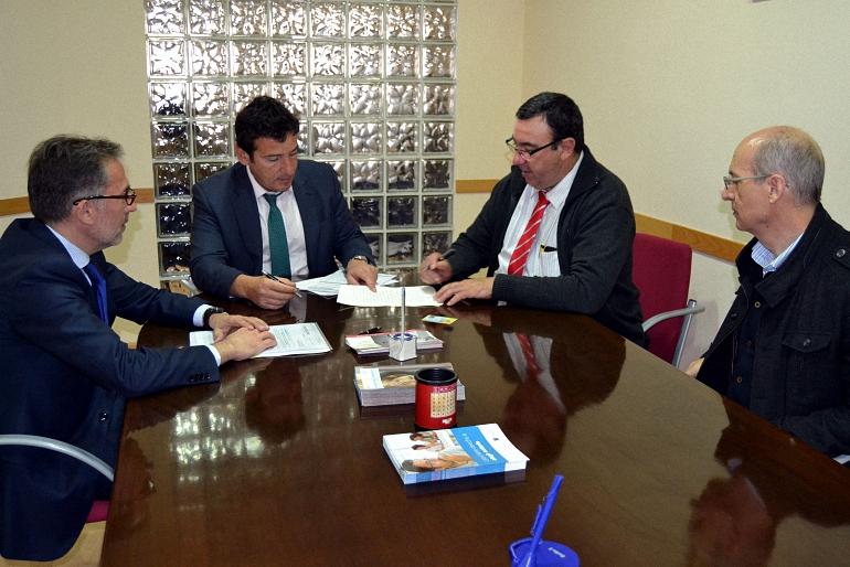 Granátula de Calatrava recibe en donación la casa donde nació el General Espartero