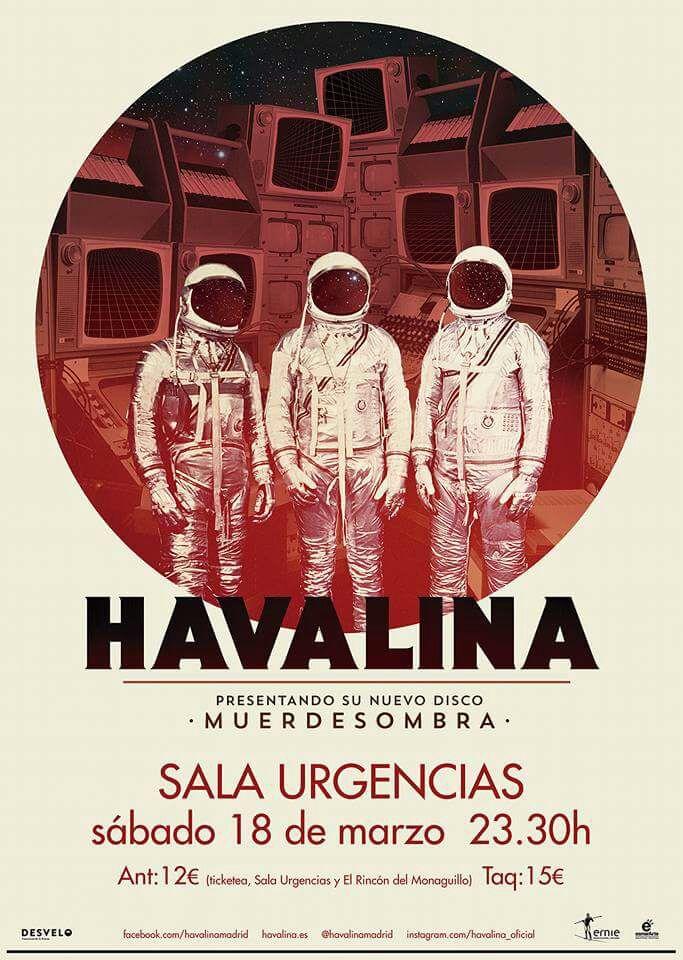 Havalina en Sala Multiusos URGENCIAS de Almagro