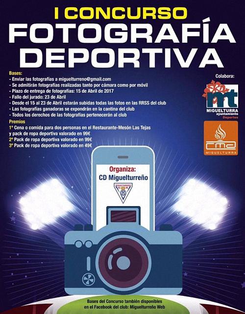 I Concurso Fotografía Deportiva CD Miguelturreño