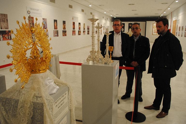 Valdepeñas expone la VIII Exposición de Patrimonio Cofrade hasta el 31 de marzo en el Centro Cultural La Conrfianza