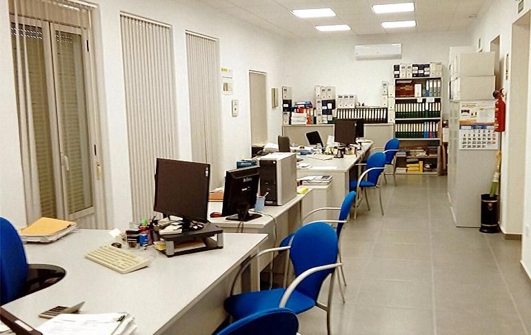 Aldea del Rey Nuevas oficinas, más ámplias y modernas para el consistorio aldeano