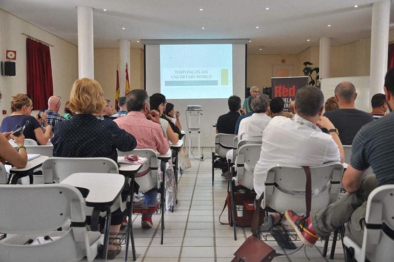 Almagro La Red de Española de Teatros organiza su XII Escuela de Verano del 5 al 9 de junio
