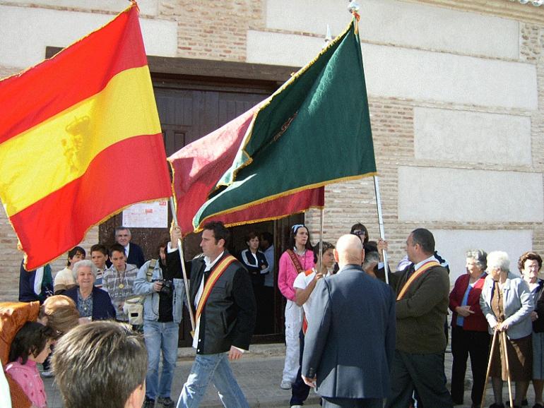 Almagro celebra este fin de semana la festividad de San Jorge en la Ermita de la Magdalena