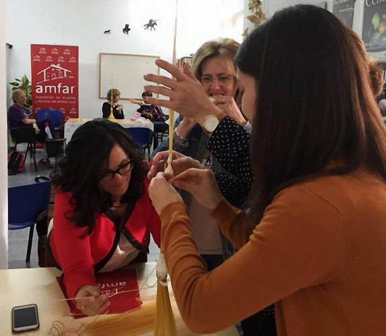 Bolaños AMFAR inaugura un curso de Animador Sociocultural