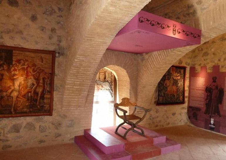Bolaños El Castillo de Doña Berenguela recibió más de 600 visitas durante la Semana Santa