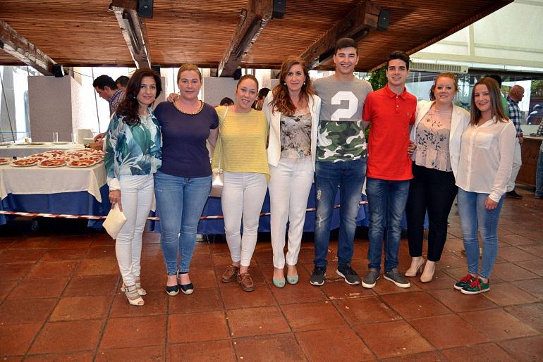 Carrión de Calatrava Gran participación en las Fiestas Patronales en honor de la Virgen de la Encarnación