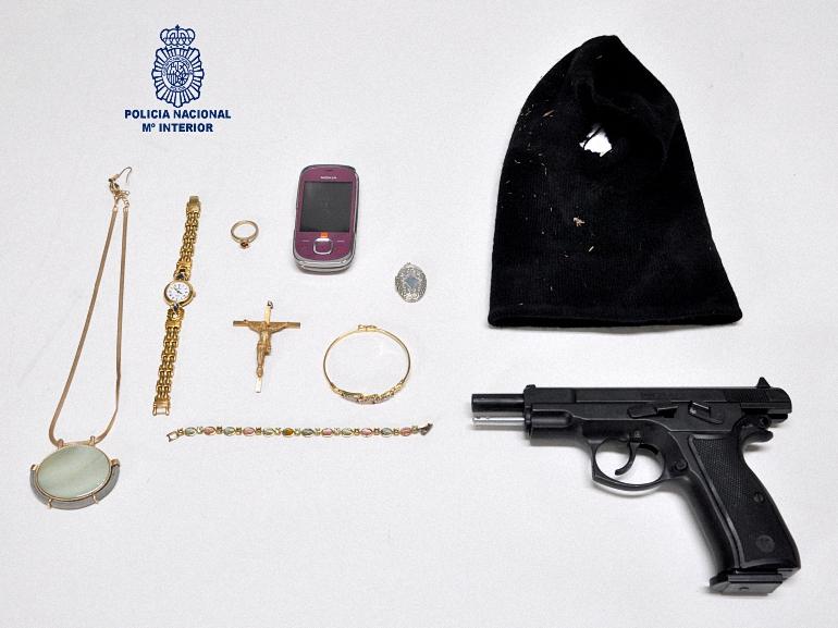 Ciudad Real Detenido por atraco a mano armada en un salón de juegos gracias a la colaboración ciudadana