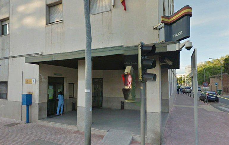 Ciudad Real Detenido por la Policía Nacional tras robar en varios establecimientos chinos