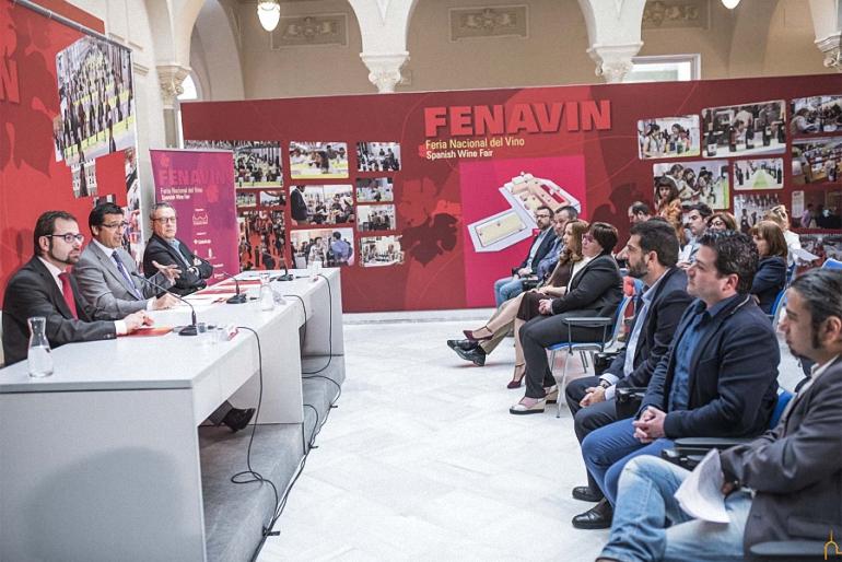 Ciudad Real FENAVIN acogerá a 1.802 bodegas para más de 17.000 compradores de 84 países
