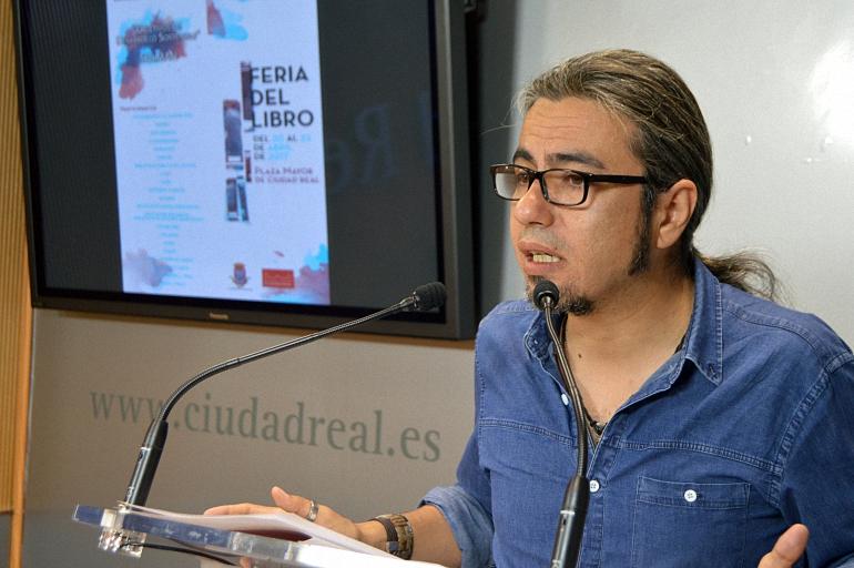Ciudad Real La Feria del Libro se celebra en la Plaza Mayor del 20 al 23 de abril