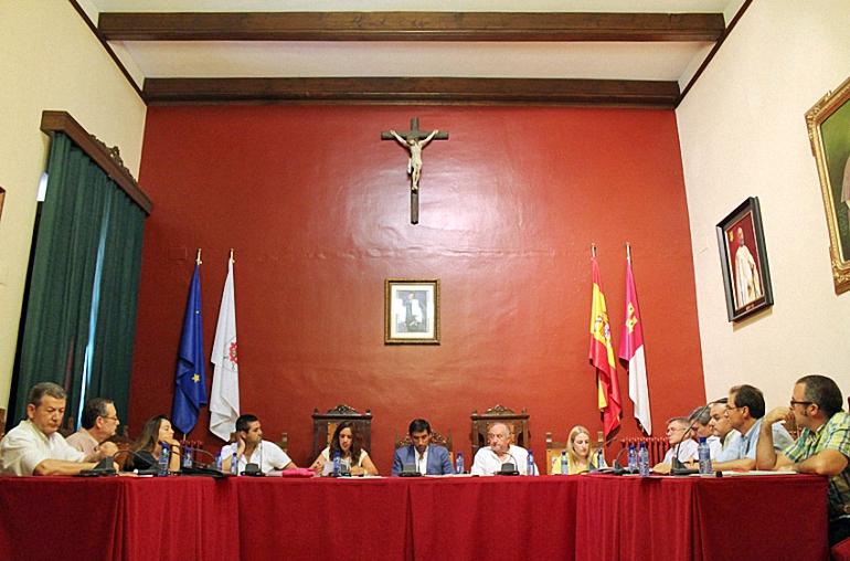 Ciudadanos Almagro dijo no a los Presupuestos 2017 por ser patidistas, insolidarios y poco realistas