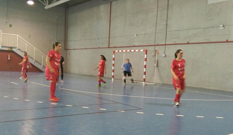 El Almagro FSF no pudo con el Cádiz a pesar del buen juego desplegado por las almagreñas