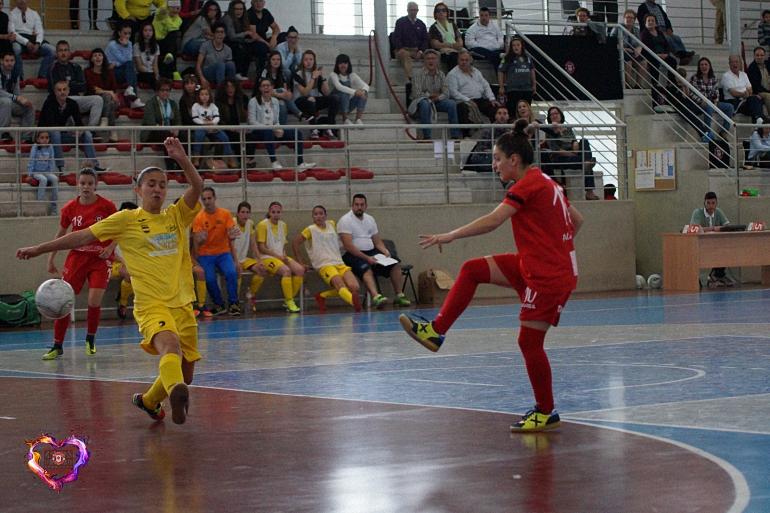 El Almagro FSF se lleva el derby provincial ganando al Puertollano por 2-1