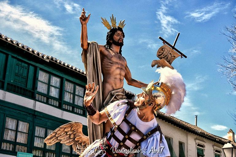 Jesús Resucitado Almagro