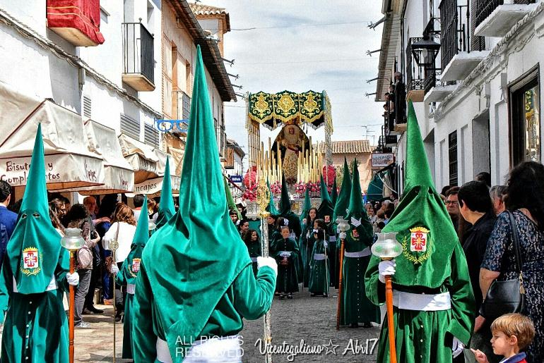 Maxima ocupación durante la Semana Santa en Almagro