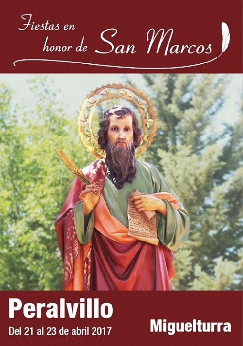 Peralvillo celebra este fin de semana las fiestas de San Marcos