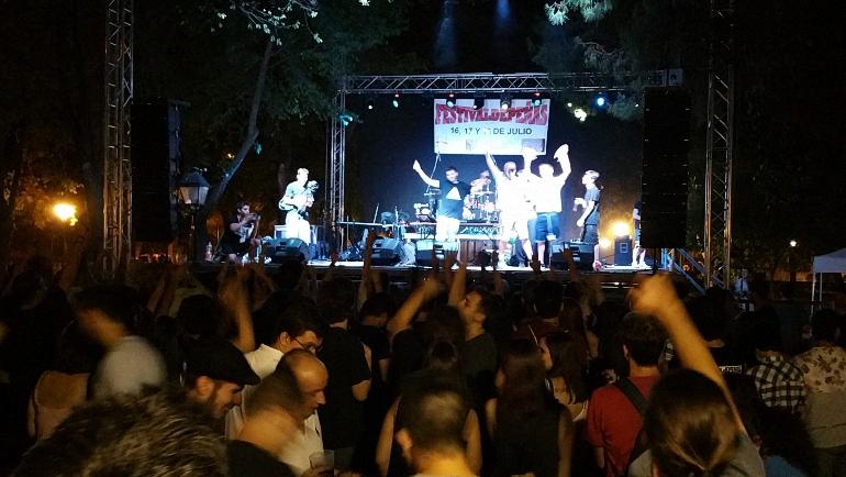 Valdepeñas Bases para participar en FestiValdepeñas 2017
