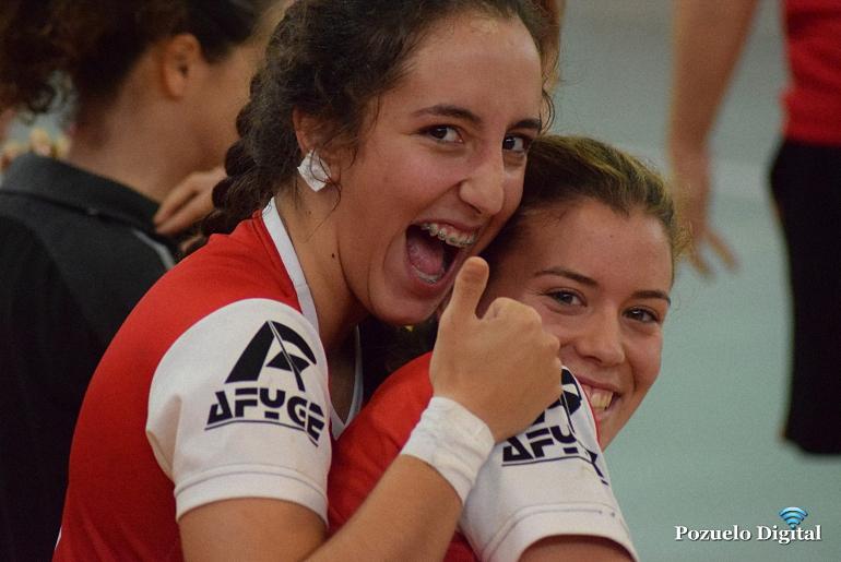 Aldea del Rey Paula Morales y Belén Gómez, dos referentes para el deporte aldeano